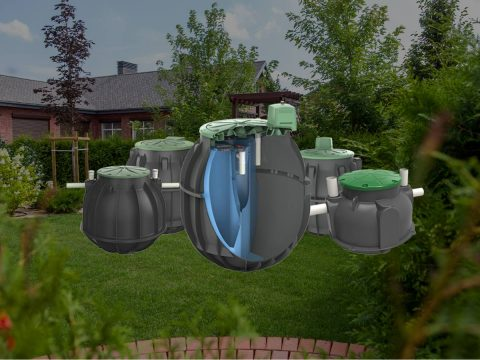 UbiAqua: The super-efficient wastewater treatment system that's easier to install